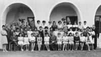 Die Mädchen-Klasse 1966/67